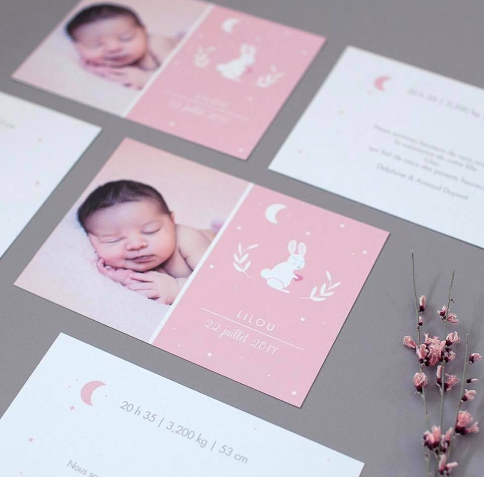 Some new birth announcements