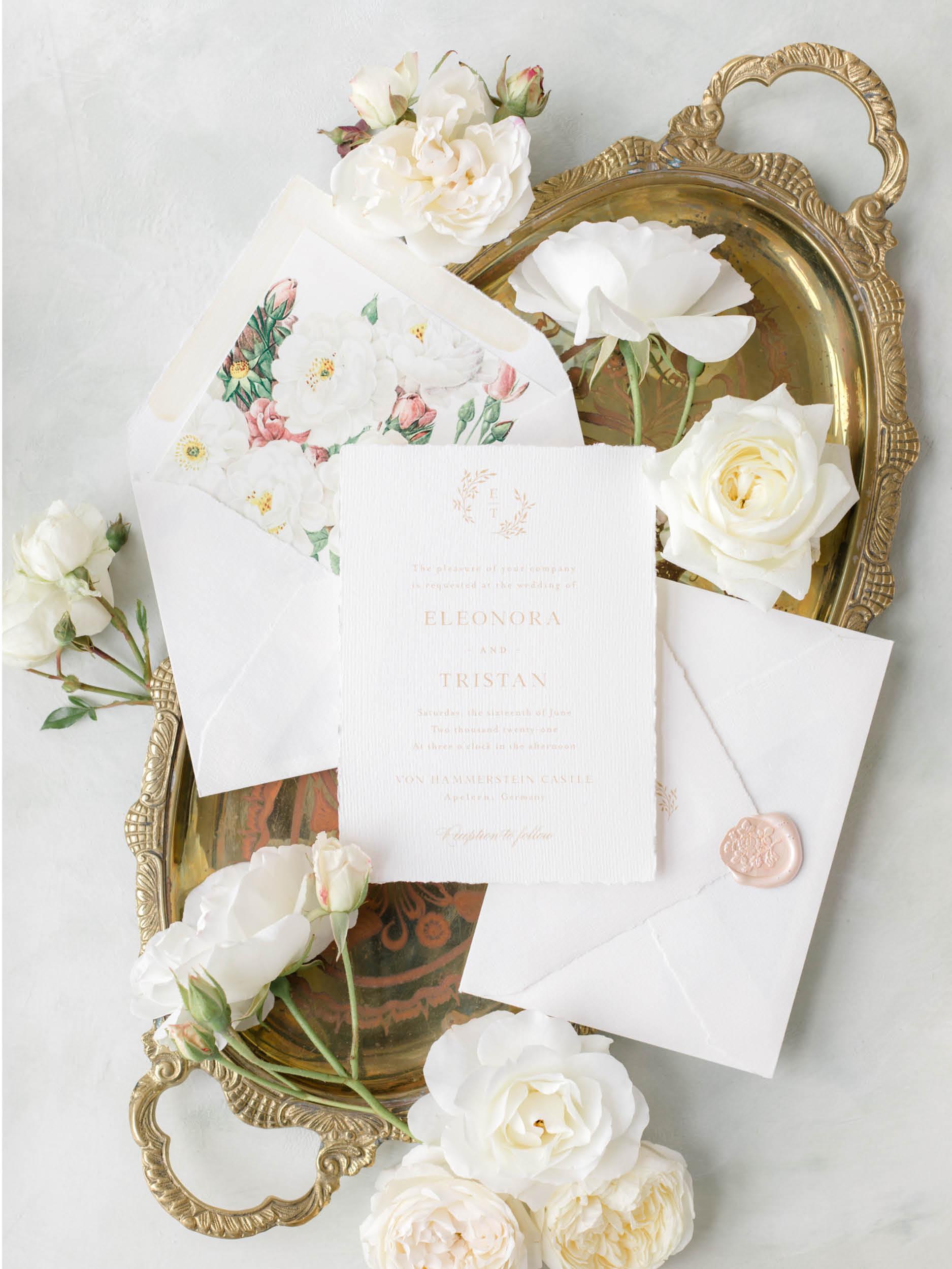 Bonjour Paper Hochzeitspapeterie