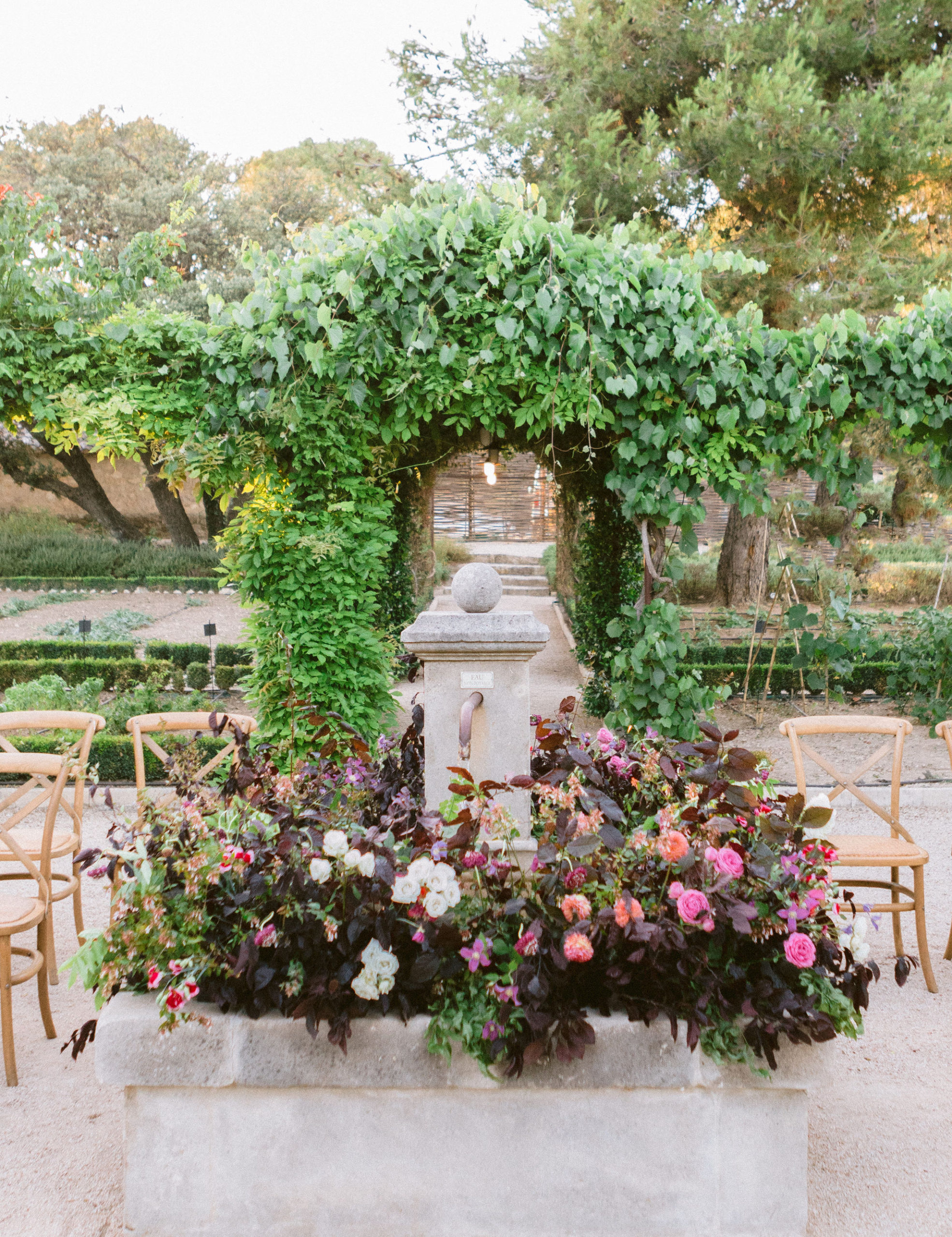 Ideas for a wedding in Provence