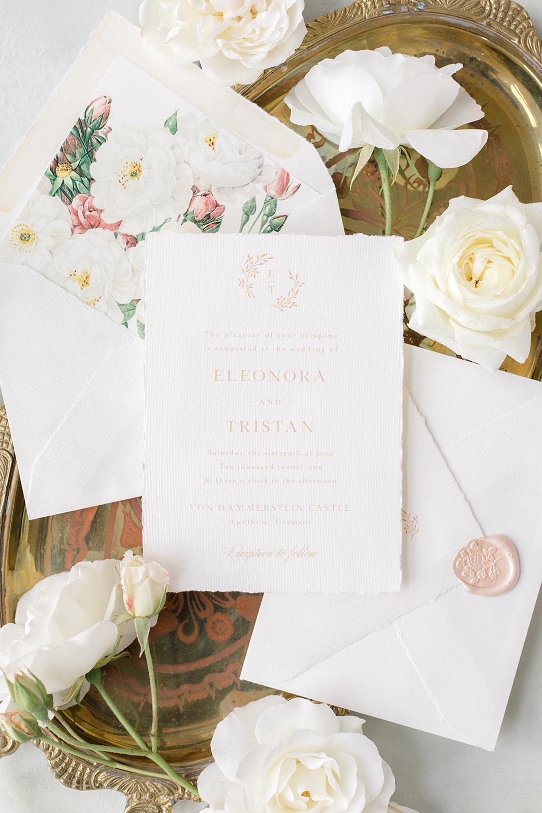 Bonjour Paper wedding stationery Hoczeitspapeterie