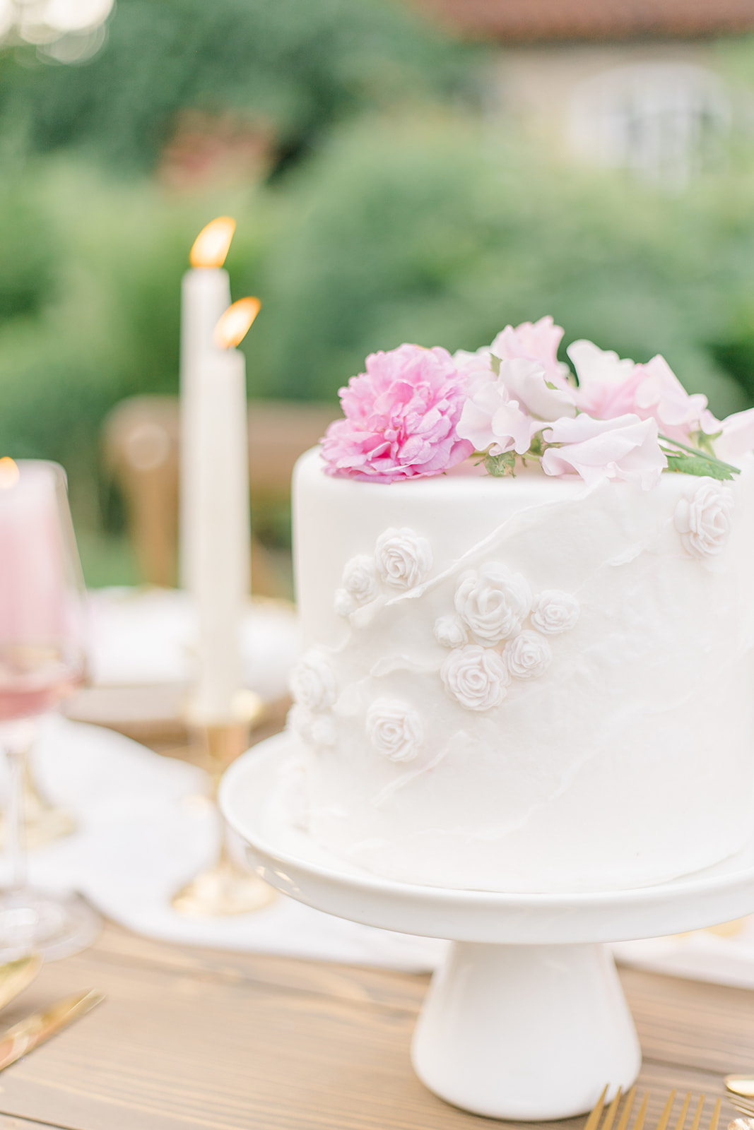 wedding cake Wedding Inspiration in Castle Von Hammerstein in Germany